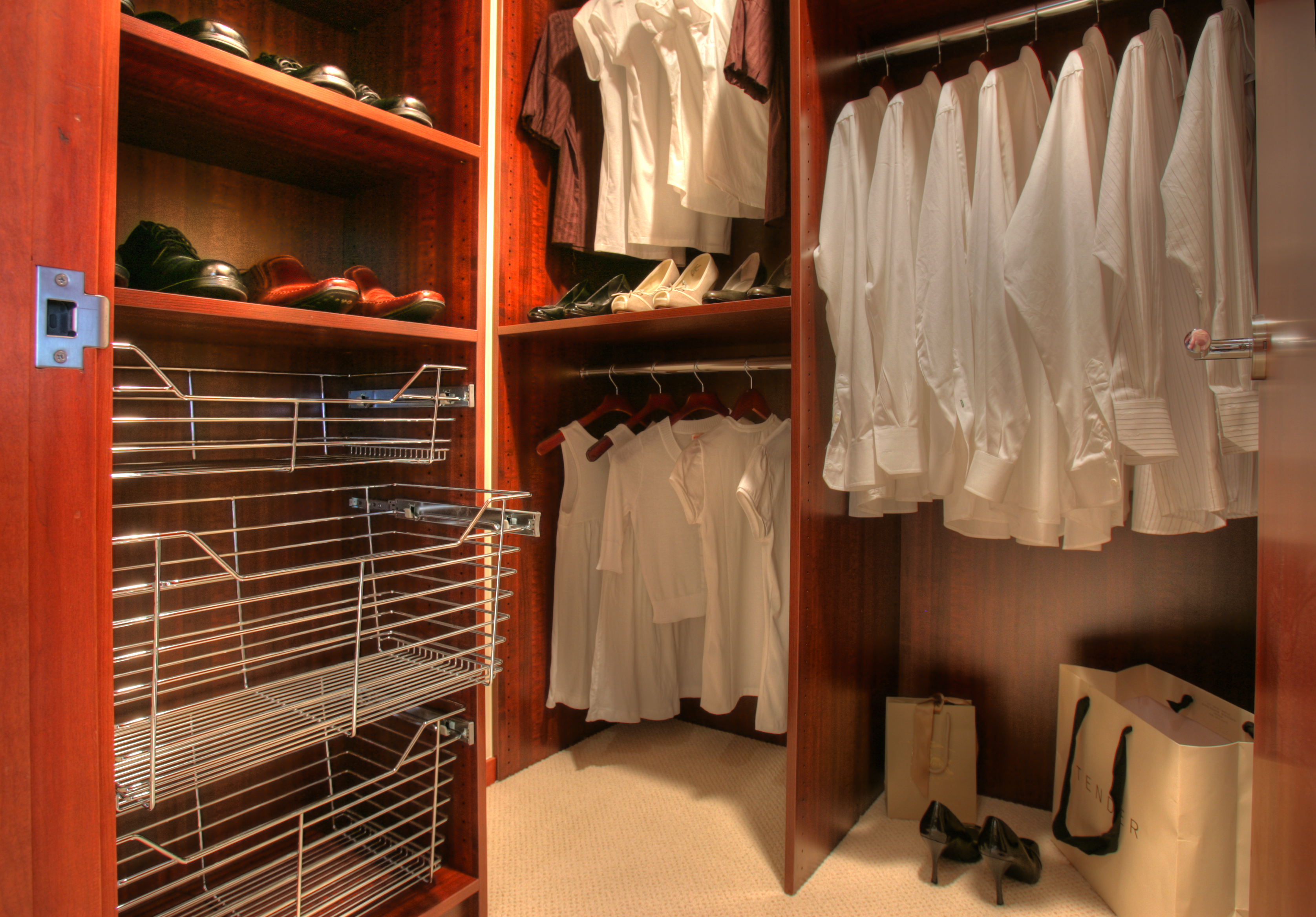 Superb Walk In Closet